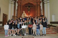 convivencias con Hermandad de San Francisco (La Esperanza) de Huelva 1