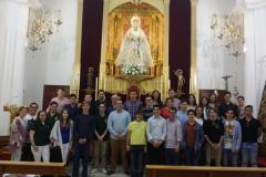 convivencias con Hermandad de San Francisco (La Esperanza) de Huelva 3