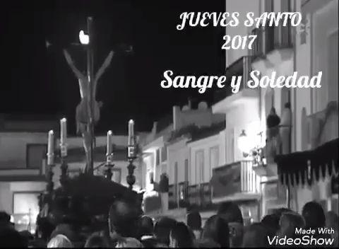 Vídeo Promocional Jueves Santo 2017